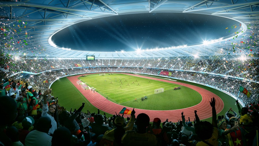National Stadion of Cameroon